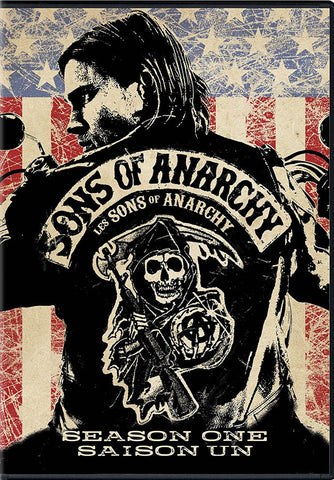 Sons of Anarchy - Season 1 (Bilingual) DVD Movie