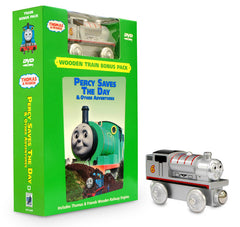 Thomas and Friends - Percy Saves the Day and Other Adventures (With Toy) (Boxset) (Anchor Bay)