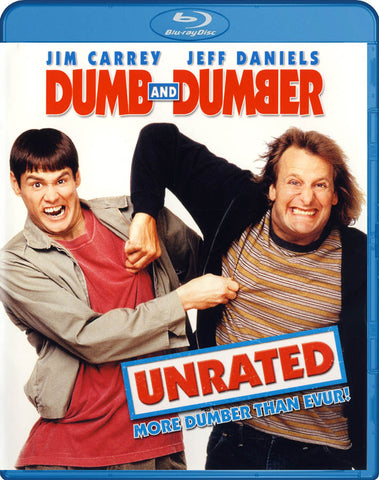 Dumb And Dumber (Unrated) (Newline) (Blu-ray) BLU-RAY Movie