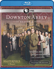 Downton Abbey - The Complete Season 2 (Original U.K. Edition) (Blu-ray)