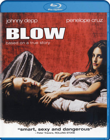 Blow (NL) (Blu-ray) BLU-RAY Movie