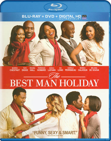 The Best Man Holiday (Blu-ray + DVD + Digital HD with UltraViolet) (blu-ray) BLU-RAY Movie