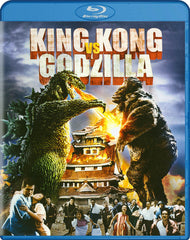 King Kong vs. Godzilla (Blu-ray)