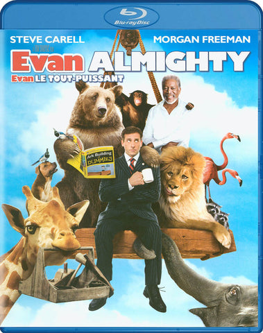 Evan Almighty (Bilingual) (Blu-ray) BLU-RAY Movie