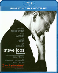 Steve Jobs (Blu-ray + DVD + Digital HD) (Bilingual) (Blu-ray)