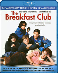 The Breakfast Club (25th Anniversary Edition) (Bilingual) (Blu-ray)