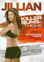 Jillian Michaels - Killer Buns & Thighs