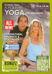 Rodney Yee's : A.M & P.M Yoga for Beginners