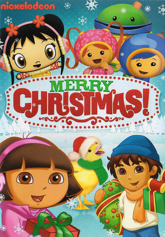 Nickelodeon Favorites - Merry Christmas DVD Movie