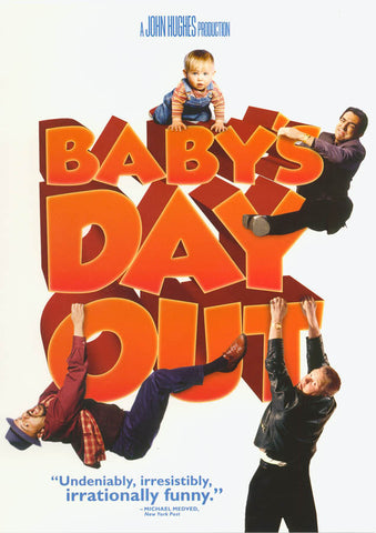 Baby's Day Out DVD Movie