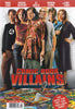 Comic Book Villains DVD Movie