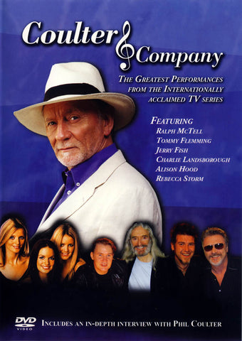 Coulter & Company DVD Movie