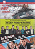 Hit And Run / Seven Psychopaths / In Bruges (Triple Feature) (Bilingual) DVD Movie