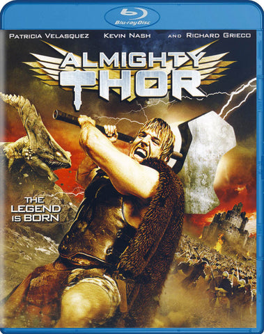 Almighty Thor (Blu-ray) BLU-RAY Movie