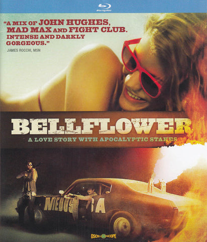 Bellflower (Blu-ray) BLU-RAY Movie