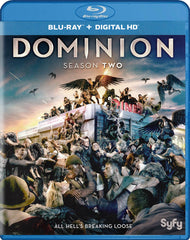 Dominion: Season 2 (Blu-ray + Digital HD) (Blu-ray)