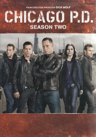 Chicago P.D. - Season 2 DVD Movie