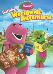 Barney - Barney's Worldwide Adventure!