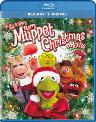 It s a Very Merry Muppet Christmas Movie (Blu-ray + Digital) (Blu-ray)