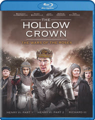 The Hollow Crown - The Wars of the Roses (Blu-ray)