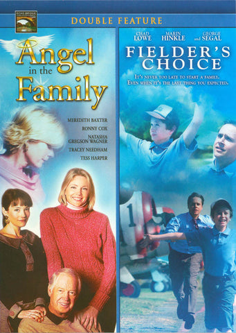 Angel in the Family / Fielder's Choice (Double Feature) DVD Movie