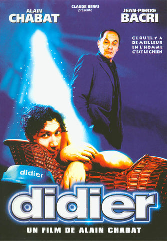 Didier (French Version Only) DVD Movie