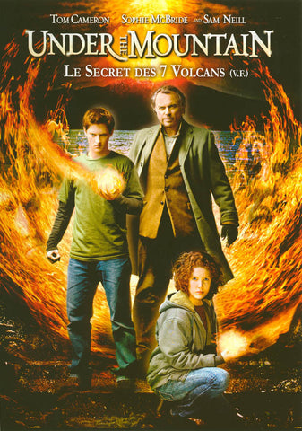 Under the Mountain (Bilingual) DVD Movie