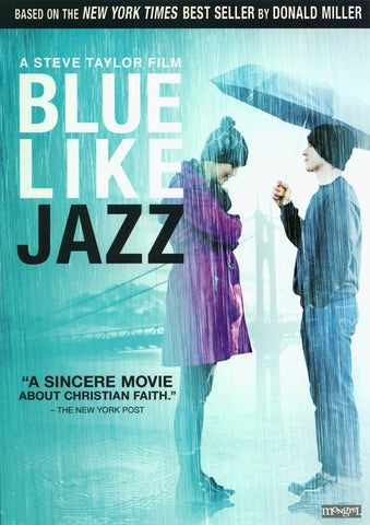 Blue Like Jazz DVD Movie
