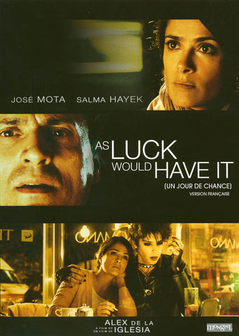 As Luck Would Have It (Bilingual) DVD Movie