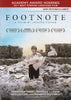 Footnote DVD Movie