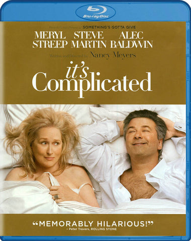 It's Complicated (Blu-ray) BLU-RAY Movie