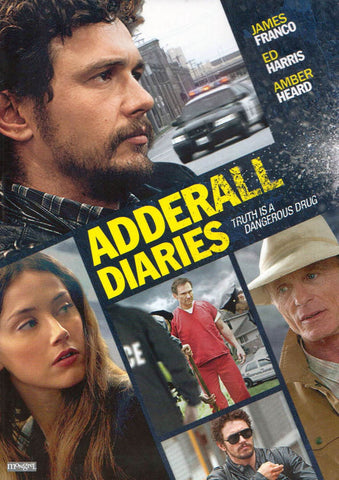 Adderall Diaries DVD Movie