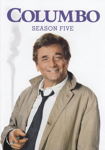 Columbo - The Complete Fifth Season (5) (Keepcase) DVD Movie