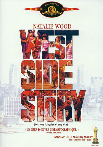 West Side Story (Bilingual) DVD Movie