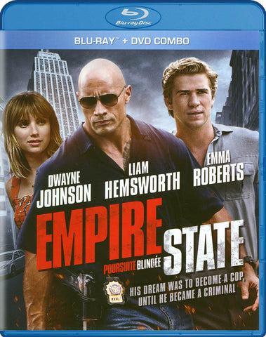 Empire State (Blu-ray + DVD Combo) (Blu-ray) (Bilingual) BLU-RAY Movie