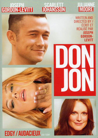 Don Jon (Bilingual) DVD Movie