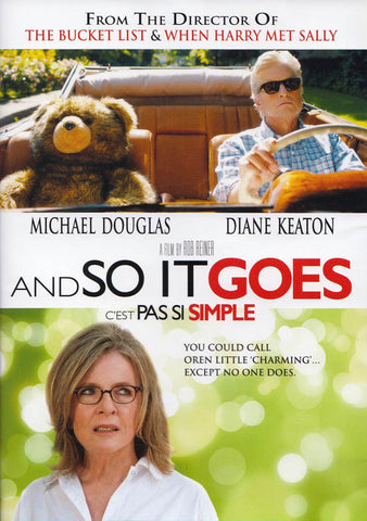 And So It Goes (Bilingual) DVD Movie