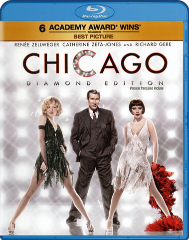 Chicago (Diamond Edition) (Bilingual) (Blu-ray) BLU-RAY Movie