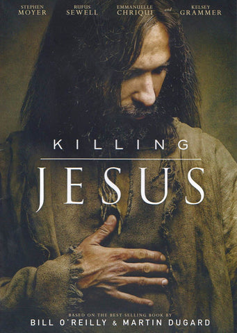 Killing Jesus DVD Movie