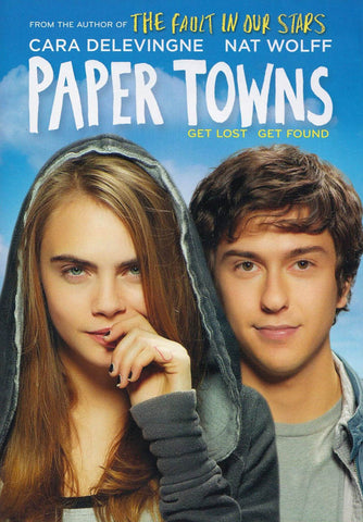 Paper Towns DVD Movie