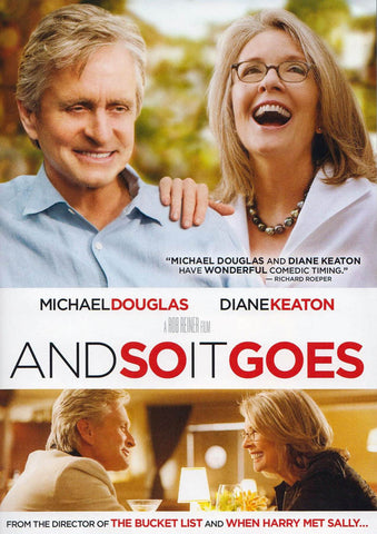 And So It Goes DVD Movie