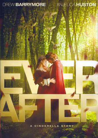 Ever After - A Cinderella Story (Green Cover) DVD Movie