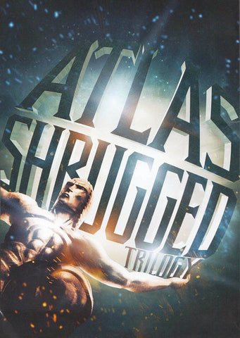 Atlas Shrugged (Part 1 / Part 2 / Part 3) (Trilogy) DVD Movie