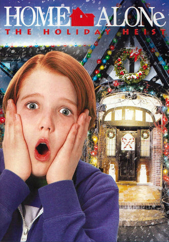 Home Alone 5: Holiday Heist DVD Movie