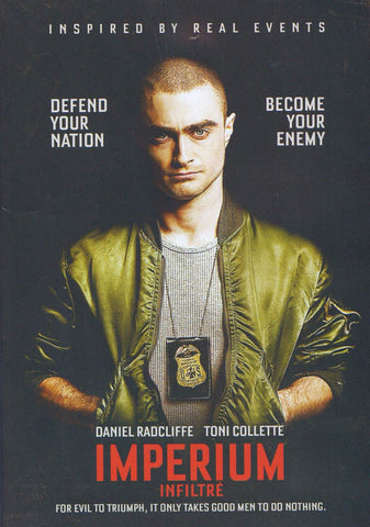 Imperium (Bilingual) DVD Movie