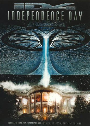 Independence Day DVD Movie