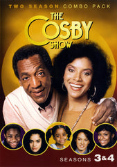 The Cosby Show Season 3 and 4