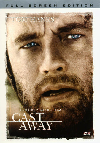 Cast Away (Full Screen Edition) DVD Movie