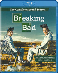 Breaking Bad : The Complete Season 2 (Blu-ray)