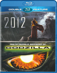 2012 / Godzilla (Double Feature) (Blu-ray)